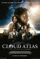 Cloud Atlas - Danish Movie Poster (xs thumbnail)
