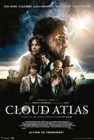 Cloud Atlas - Danish Movie Poster (xs thumbnail)