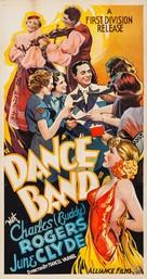 Dance Band - Movie Poster (xs thumbnail)