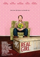 Lars and the Real Girl - Norwegian poster (xs thumbnail)
