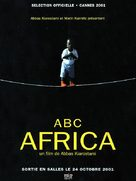 ABC Africa - French Movie Poster (xs thumbnail)
