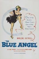 Der blaue Engel - Re-release movie poster (xs thumbnail)