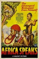 Africa Speaks! - Movie Poster (xs thumbnail)