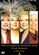 """The Golden Girls"" - DVD movie cover (xs thumbnail)"