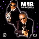 Men In Black - Brazilian Blu-Ray cover (xs thumbnail)