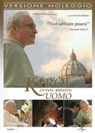 Karol, un Papa rimasto uomo - Italian Movie Poster (xs thumbnail)