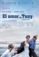 Angèle et Tony - Spanish Movie Poster (xs thumbnail)