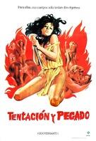 Virgin Witch - Venezuelan Movie Poster (xs thumbnail)