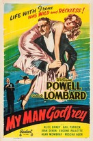 My Man Godfrey - Re-release movie poster (xs thumbnail)
