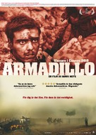 Armadillo - Swedish Movie Poster (xs thumbnail)