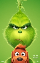 The Grinch - British Movie Poster (xs thumbnail)