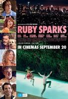 Ruby Sparks - Australian Movie Poster (xs thumbnail)