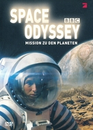 Space Odyssey: Voyage to the Planets - German DVD cover (xs thumbnail)