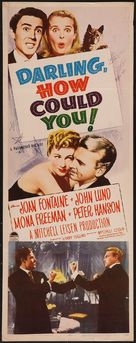 Darling, How Could You! - Movie Poster (xs thumbnail)