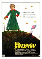 The Little Prince - Spanish Movie Poster (xs thumbnail)
