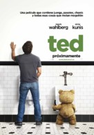 Ted - Spanish Movie Poster (xs thumbnail)