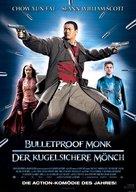 Bulletproof Monk - German Movie Poster (xs thumbnail)