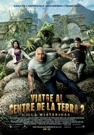 Journey 2: The Mysterious Island - Andorran Movie Poster (xs thumbnail)