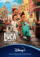 Luca - German Movie Poster (xs thumbnail)