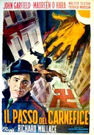 The Fallen Sparrow - Italian Movie Poster (xs thumbnail)