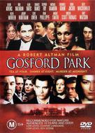 Gosford Park - Australian Movie Cover (xs thumbnail)
