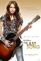 The Last Song - Movie Poster (xs thumbnail)