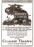 The Romance of Tarzan - Movie Poster (xs thumbnail)