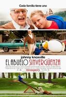 Jackass Presents: Bad Grandpa - Mexican Movie Poster (xs thumbnail)