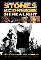 Shine a Light - Uruguayan Movie Poster (xs thumbnail)