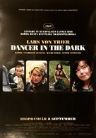 Dancer in the Dark - Swedish Movie Poster (xs thumbnail)