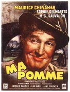 Ma pomme - French Movie Poster (xs thumbnail)