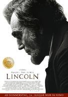 Lincoln - German Movie Poster (xs thumbnail)