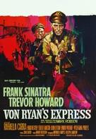 Von Ryan's Express - Belgian Movie Poster (xs thumbnail)