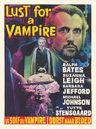 Lust for a Vampire - Belgian Movie Poster (xs thumbnail)