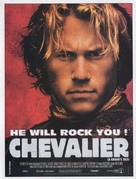 A Knight's Tale - French Movie Poster (xs thumbnail)