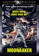 Moonraker - Movie Cover (xs thumbnail)
