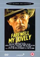 Farewell, My Lovely - British DVD movie cover (xs thumbnail)