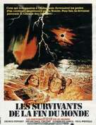 Damnation Alley - French Movie Poster (xs thumbnail)