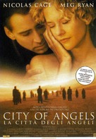 City Of Angels - Italian Movie Poster (xs thumbnail)