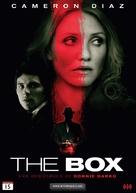 The Box - Norwegian DVD movie cover (xs thumbnail)