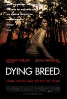 Dying Breed - Australian Movie Poster (xs thumbnail)
