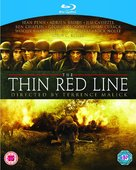 The Thin Red Line - British Movie Cover (xs thumbnail)