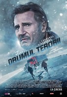 The Ice Road - Romanian Movie Poster (xs thumbnail)