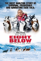 Eight Below - Movie Poster (xs thumbnail)