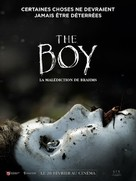 Brahms: The Boy II - French Movie Poster (xs thumbnail)