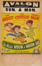 The Wistful Widow of Wagon Gap - Movie Poster (xs thumbnail)