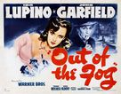 Out of the Fog - British Movie Poster (xs thumbnail)