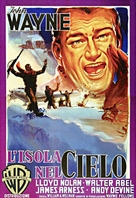 Island in the Sky - Italian Movie Poster (xs thumbnail)