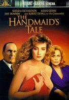 The Handmaid's Tale - DVD movie cover (xs thumbnail)