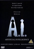 Artificial Intelligence: AI - British Movie Cover (xs thumbnail)